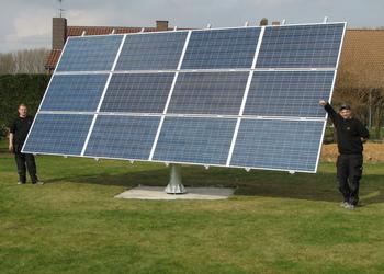 E.M.G CONSTRUCT SPRL - Energies photovoltaïques